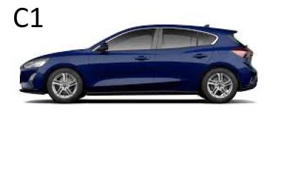 Rosslind Santa Ponça - Ford Focus automatico NEW