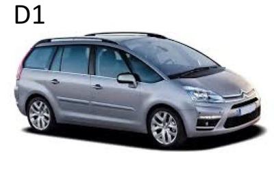 Rosslind Santa Ponça - Renault scenic Auto or simular