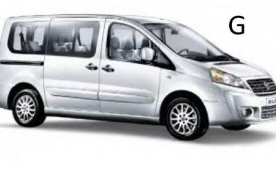 Rosslind Santa Ponça - Ford Transit or similar